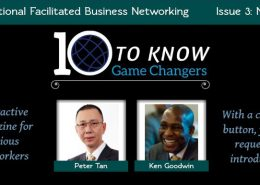 "Kenneth Goodwin Featured by the Introducer Magazine among the ""10 to know Game Changers"""